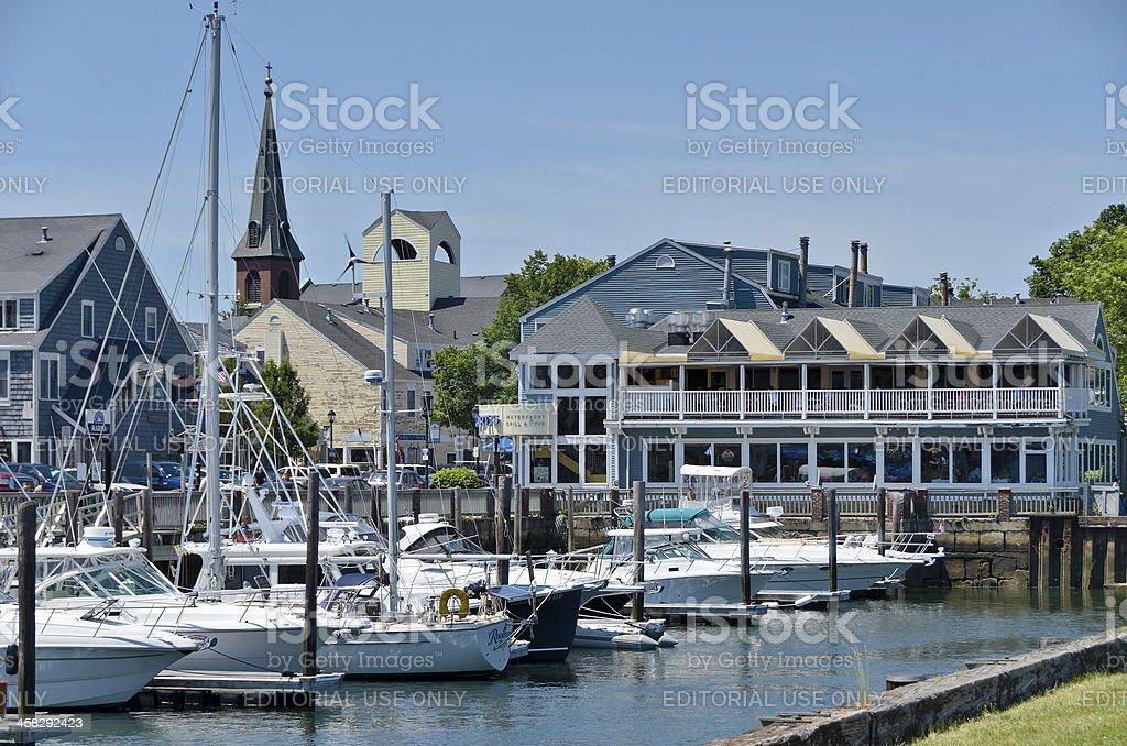 Salem, Massachusetts stock photo