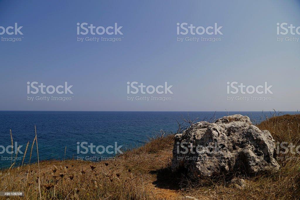 Salento royalty-free stock photo