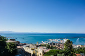 Salerno city, Italy