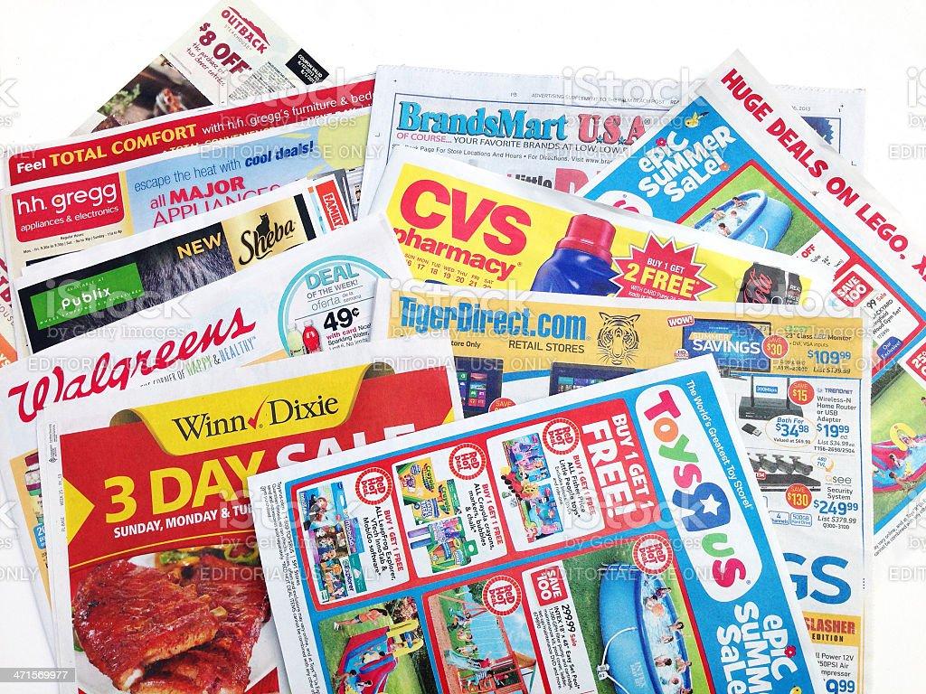 publix sales paper