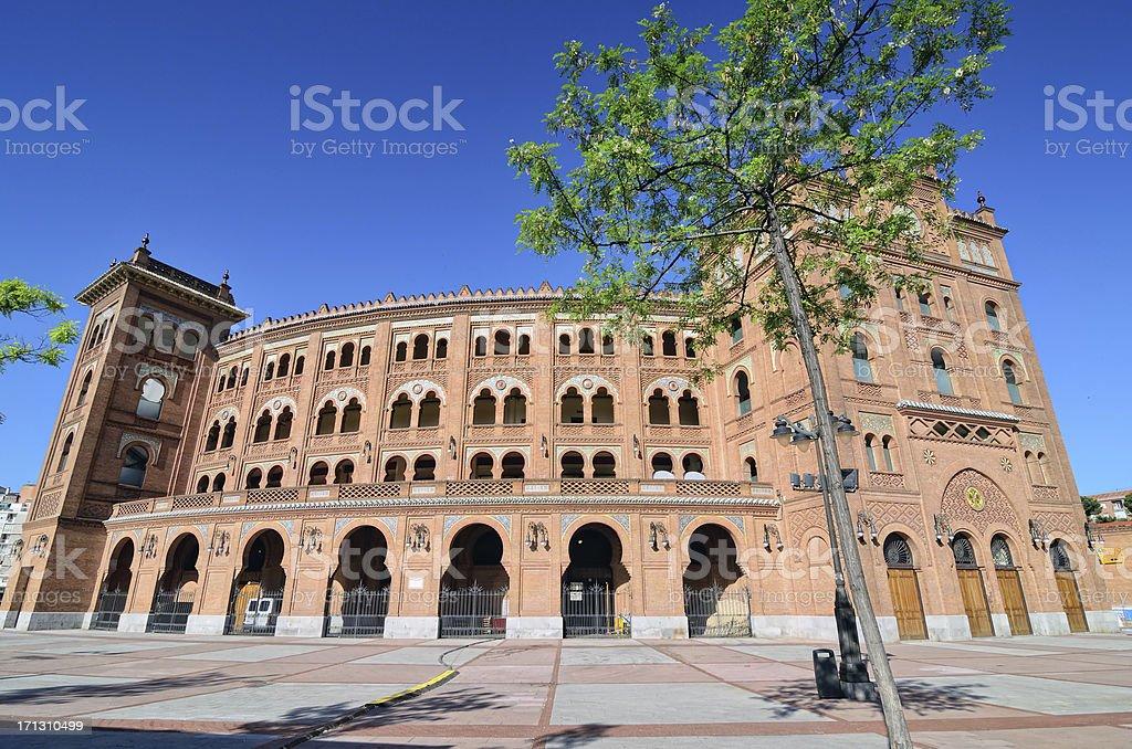 Las Ventas stock photo