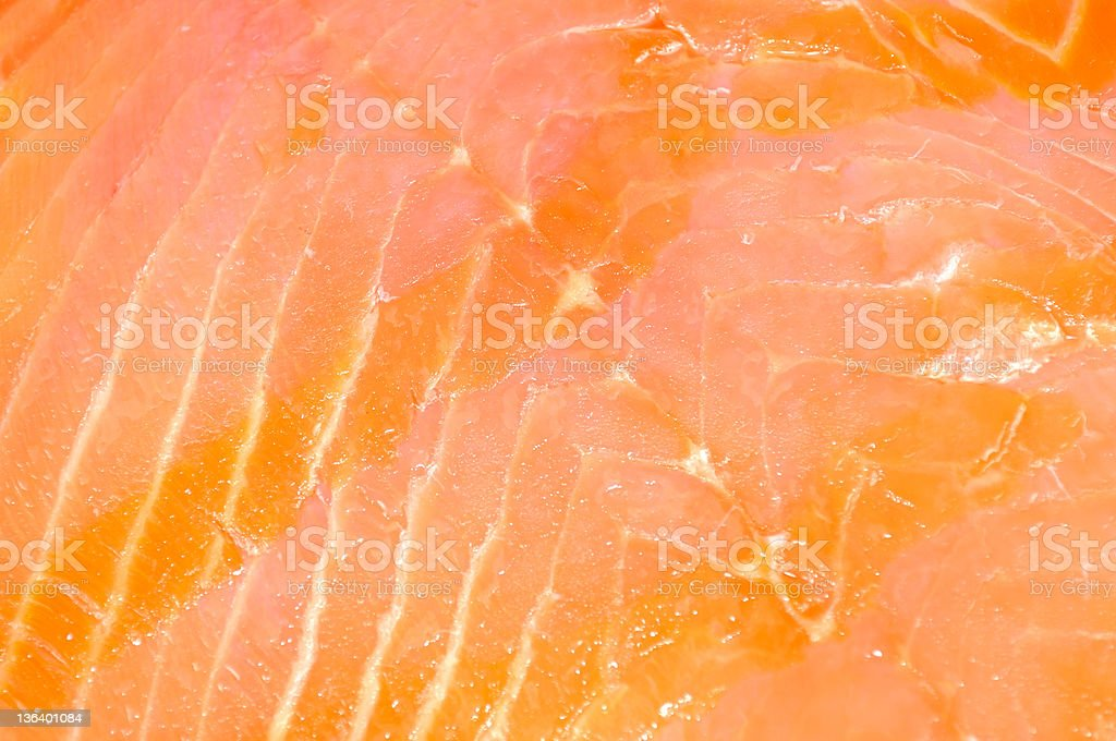 Salmon Filet royalty-free stock photo