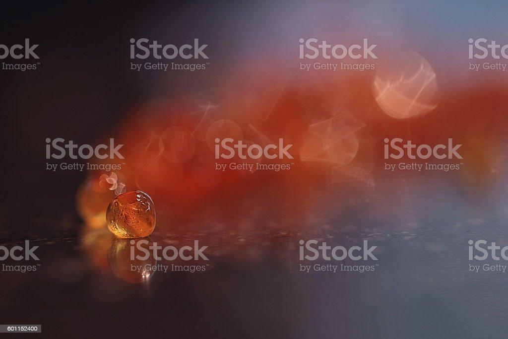 salmoneggs, kaviaar stock photo