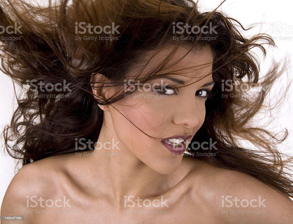 salon style royalty-free stock photo
