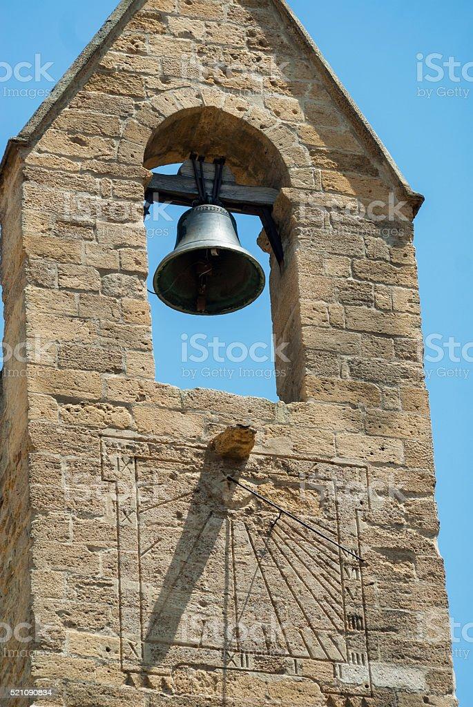 Salon-de-Provence (France): historic church stock photo