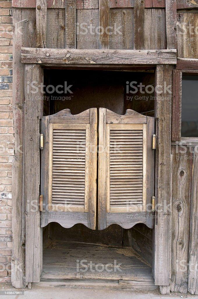 Saloon Doors royalty-free stock photo & Saloon Doors stock photo 145847961 | iStock Pezcame.Com