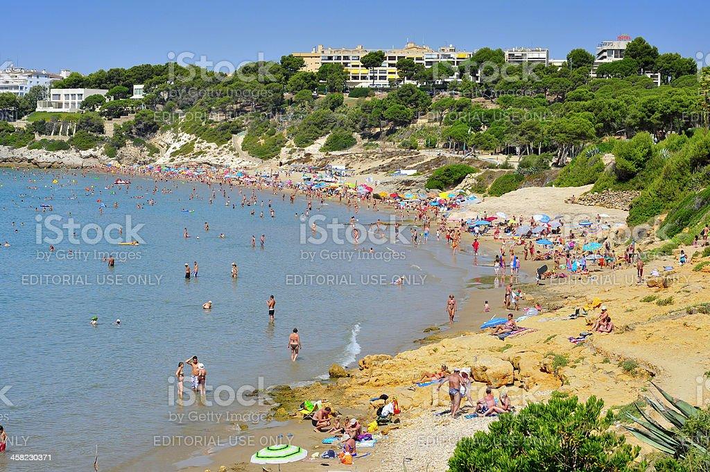 Salou, Spain stock photo