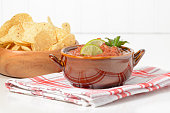 Salsa and Tortilla Chips