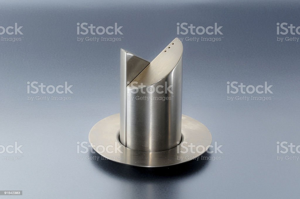 Salt And Pepper Shaker royalty-free stock photo