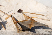 salt extraction by traditional technology