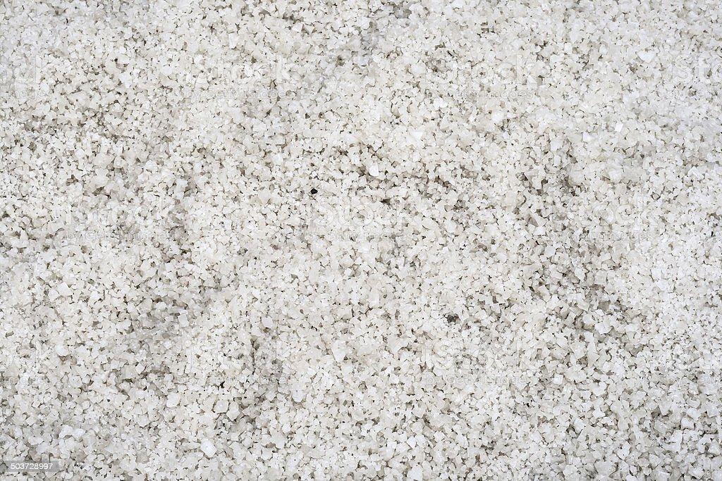 salt of Guerande (southern Brittany, France) stock photo