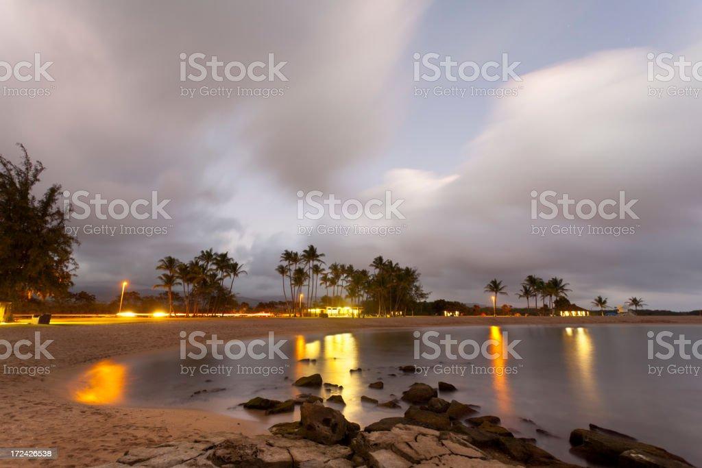 'Salt Pond Beach Park, Kauai' stock photo