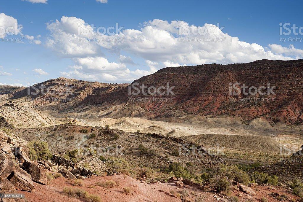 Salt River Valley stock photo
