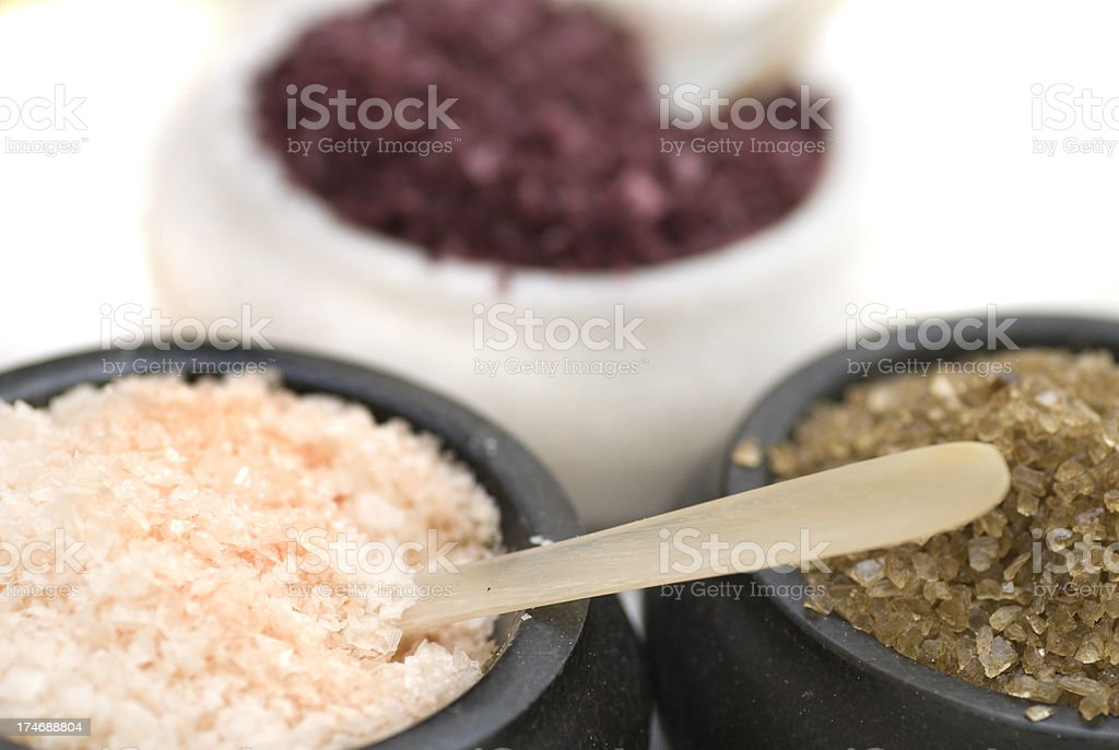 salt variations royalty-free stock photo