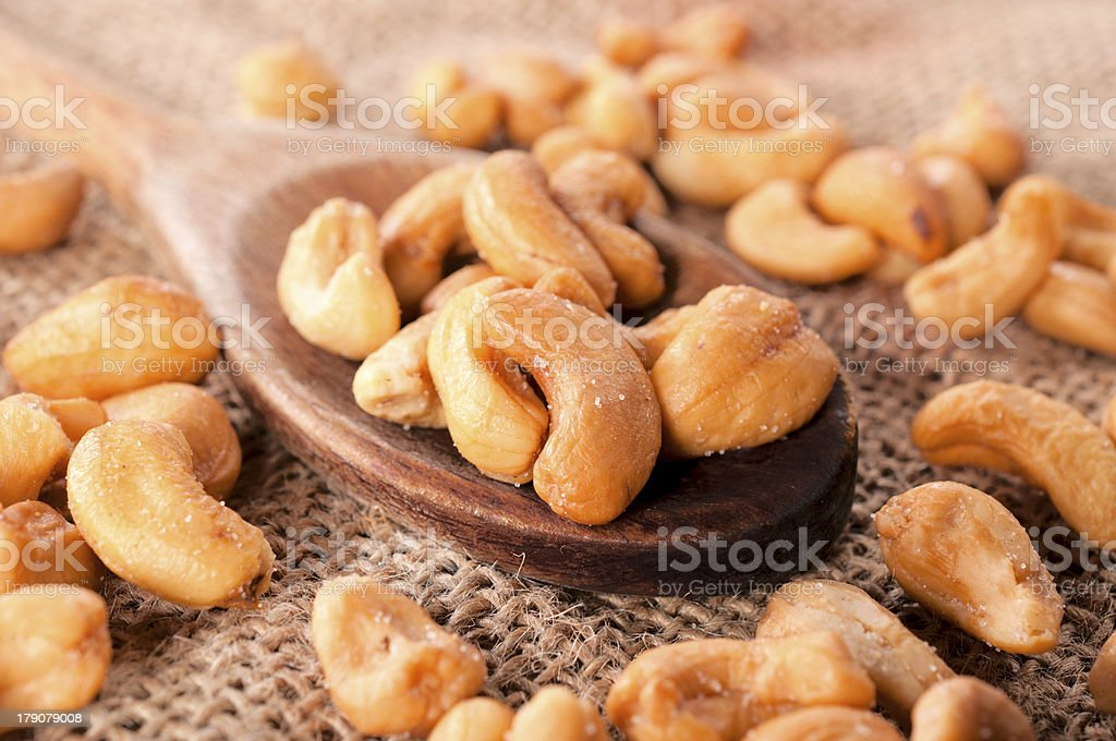 Salted snacks royalty-free stock photo