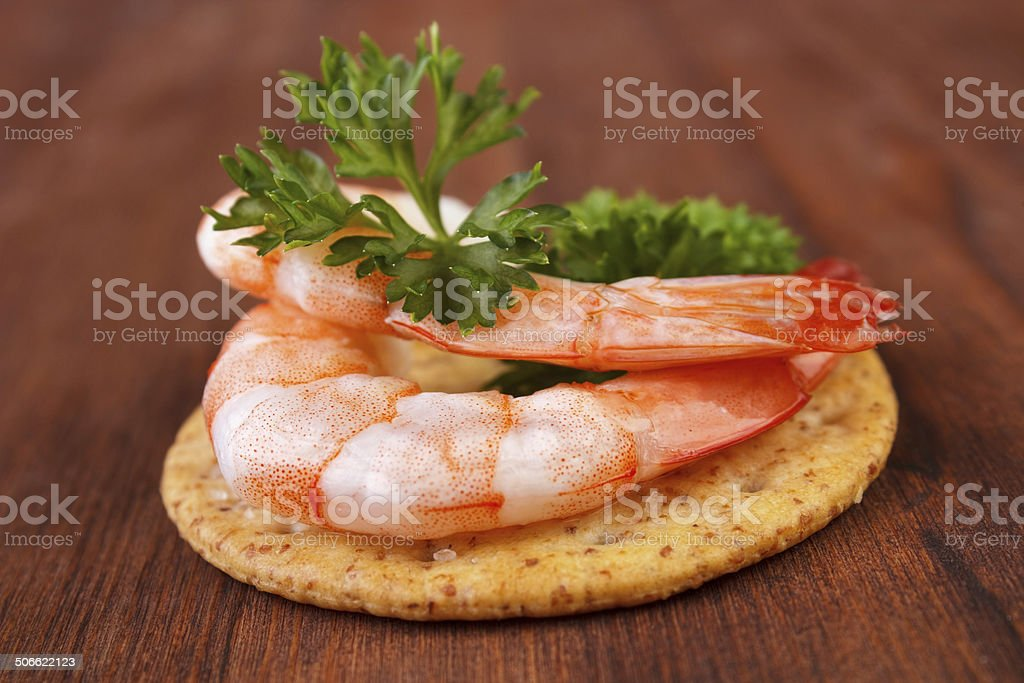 Saltine cracker snack royalty-free stock photo