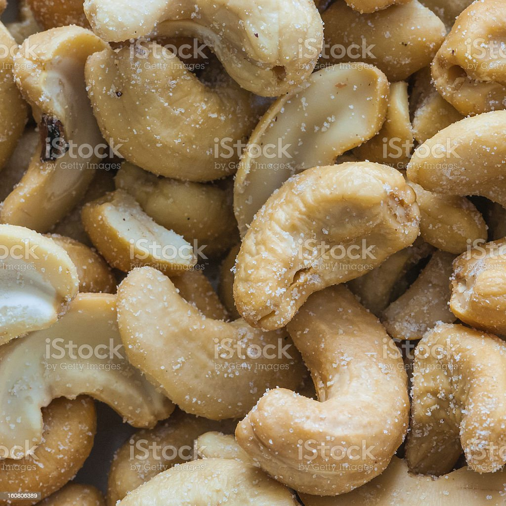 Salty Goodness royalty-free stock photo