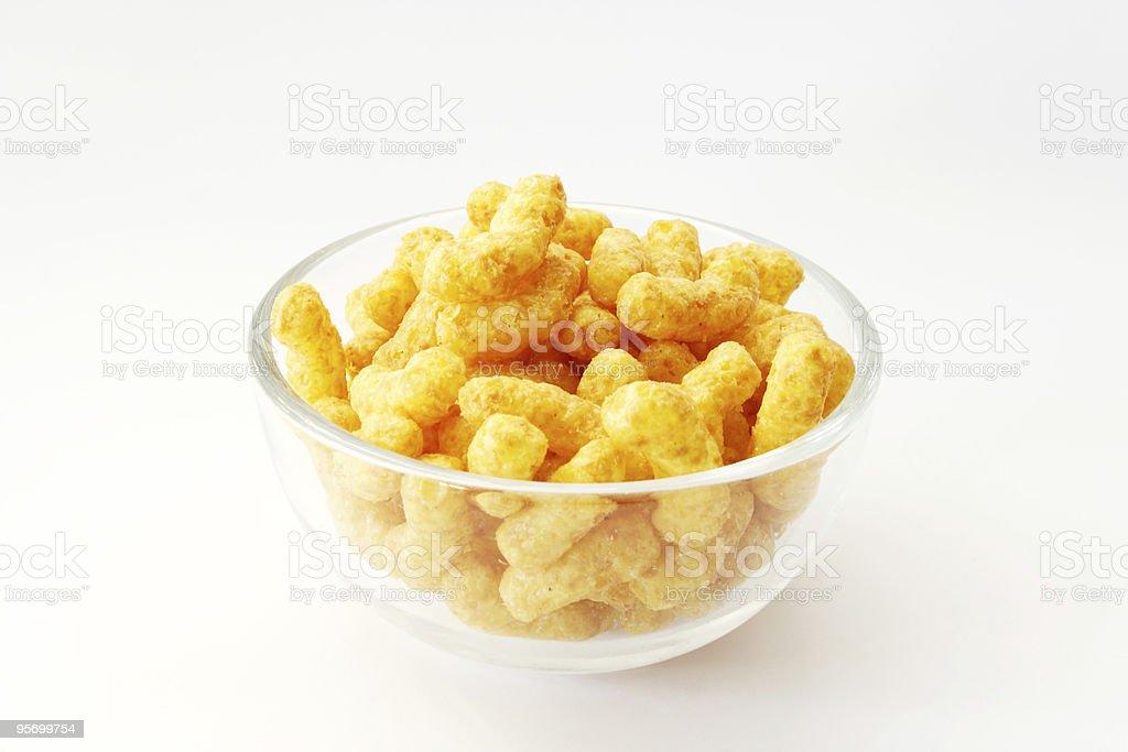 Salty snack stock photo