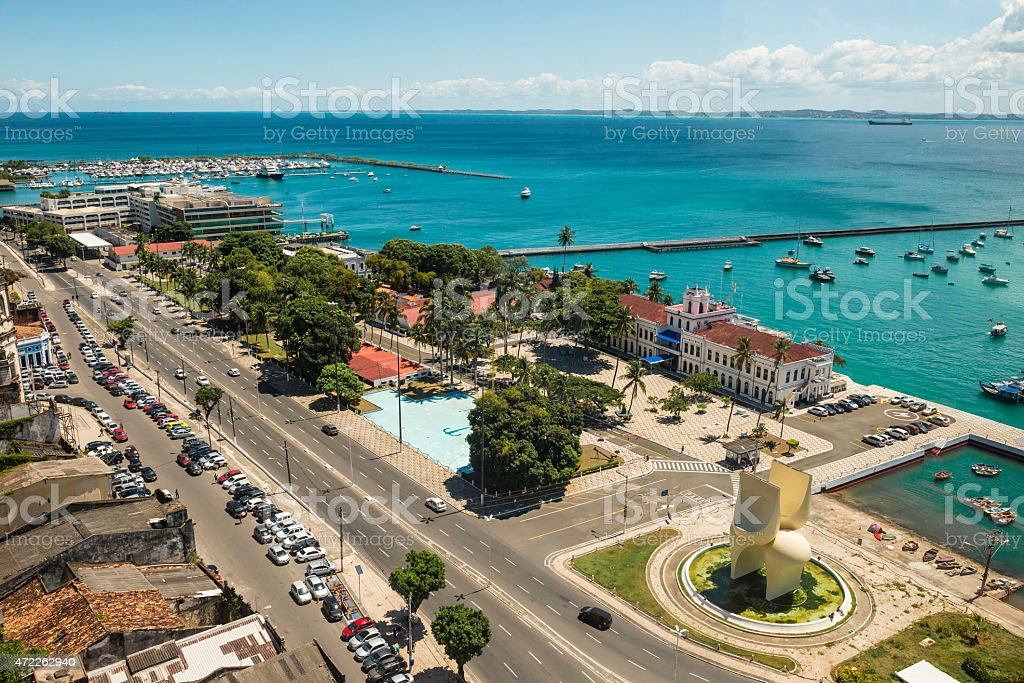 Salvador - Brazil stock photo