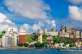 Salvador, capital of the State of Bahia