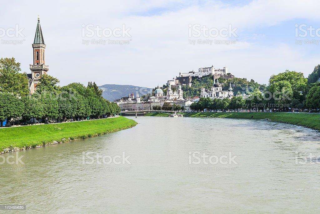 Salzburg, Austria royalty-free stock photo