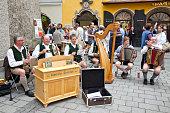 Salzburg. Performance of Chamber Music
