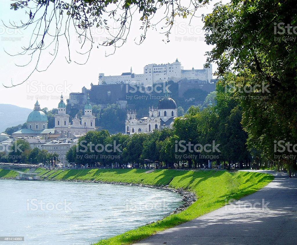 Salzburg zbiór zdjęć royalty-free