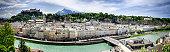 Salzburg Summer Panorama (XXXL)
