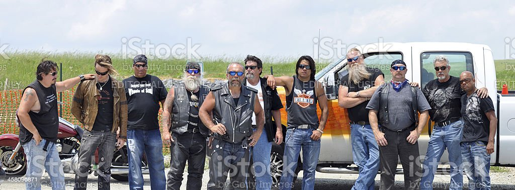 Sam Childers and Friends stock photo