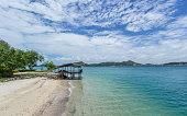 Samae San Island, Koh Samae San  at Sattahip, Chonburi,Thailand
