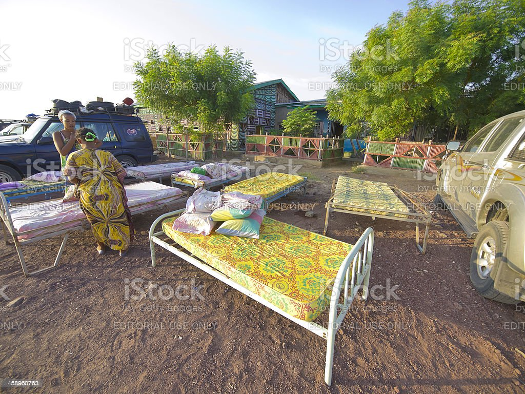 Samara hotel stock photo