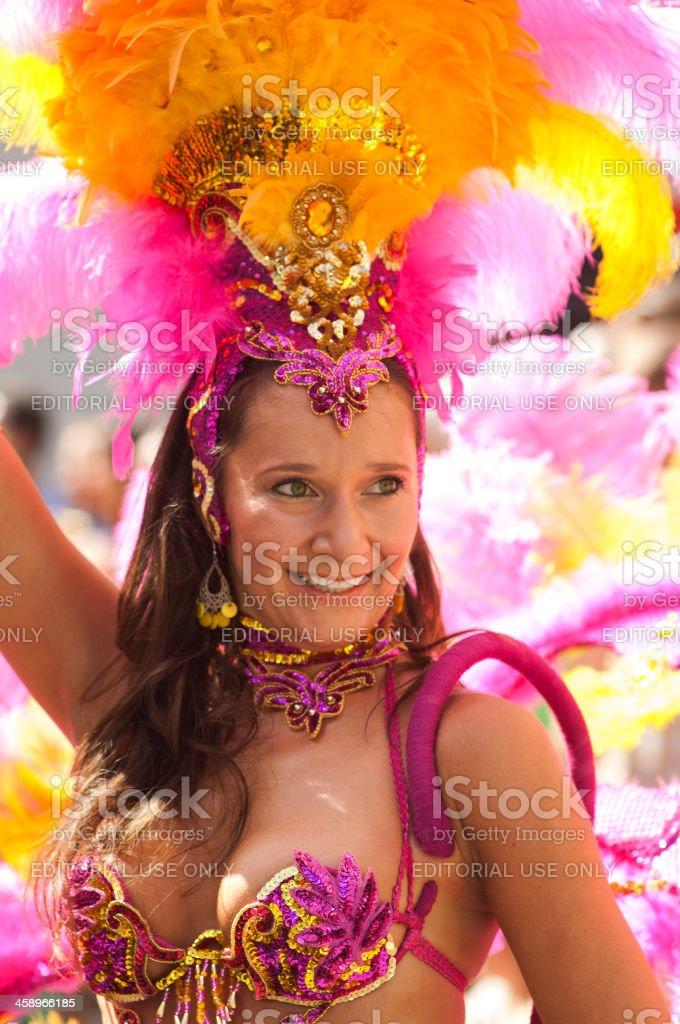Samba royalty-free stock photo