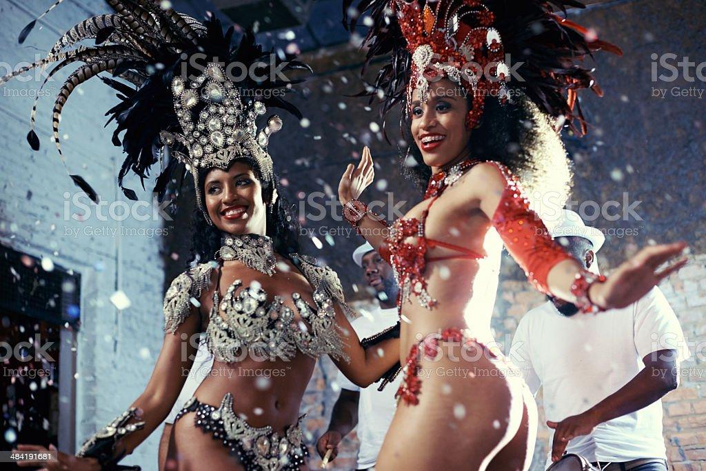 Samba! stock photo