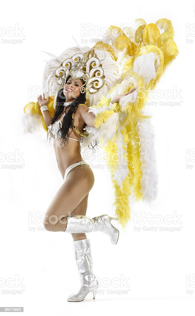 samba royalty-free stock photo
