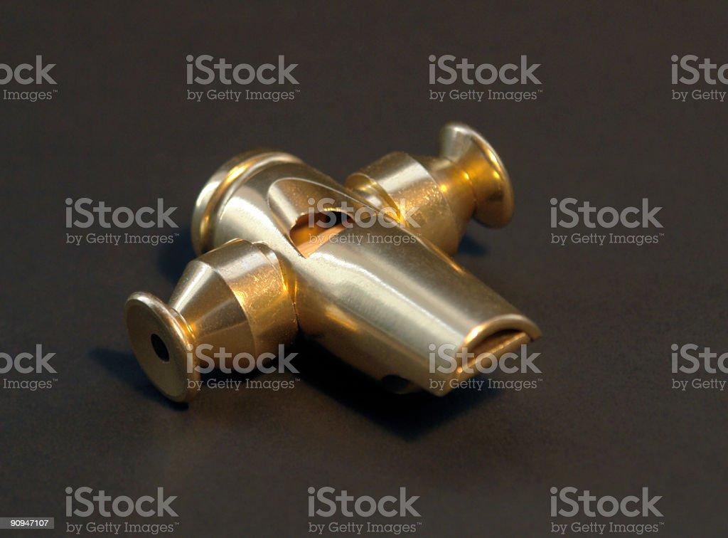 samba pipe stock photo