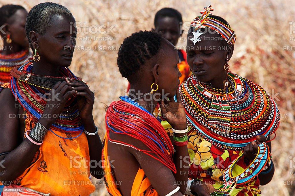 Samburu National Reserve, Kenya stock photo