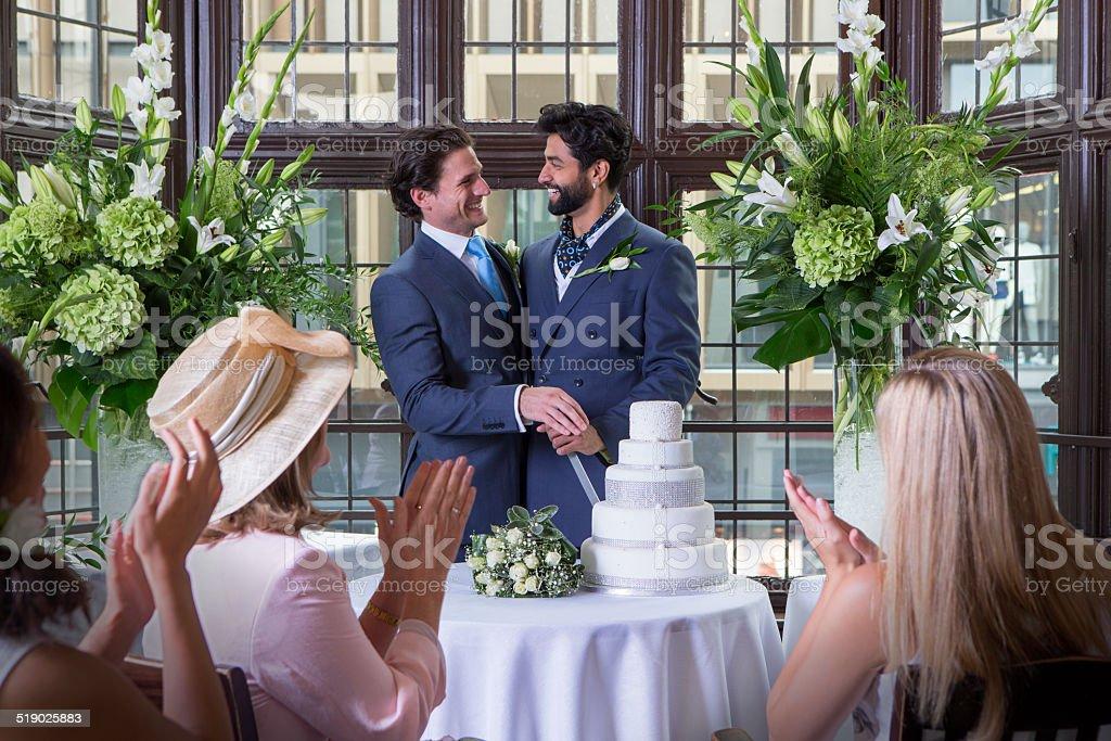 Same Sex Marriage stock photo