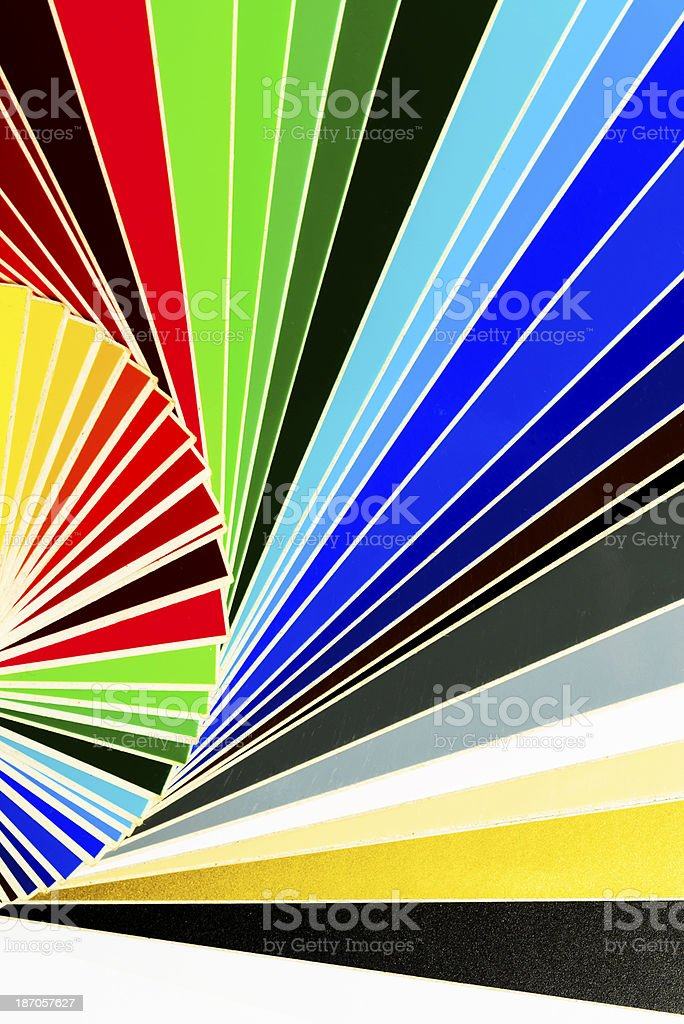 sample color royalty-free stock photo