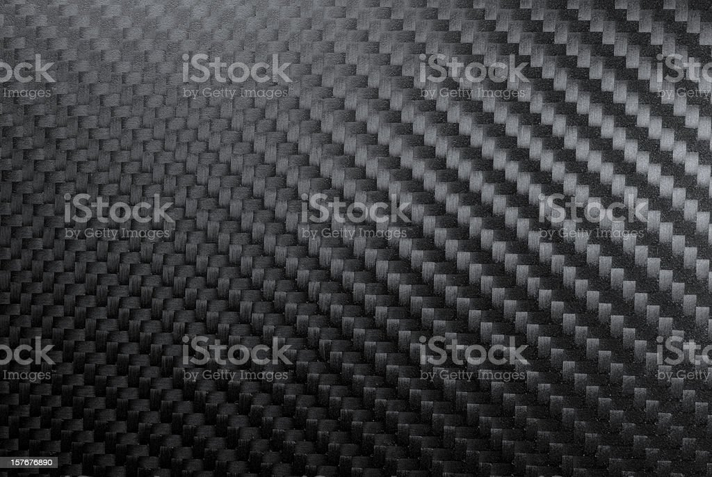 A sample illustration of a woven carbon fiber royalty-free stock photo