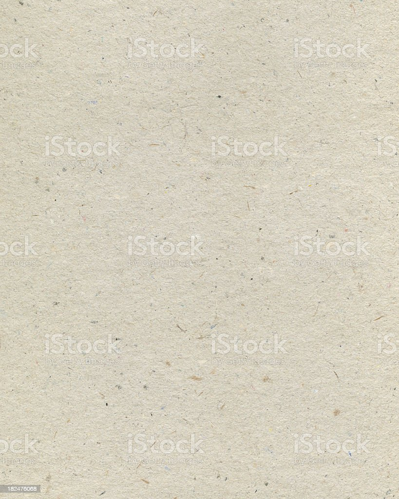 A sample of a recycle paper with nice texture stock photo