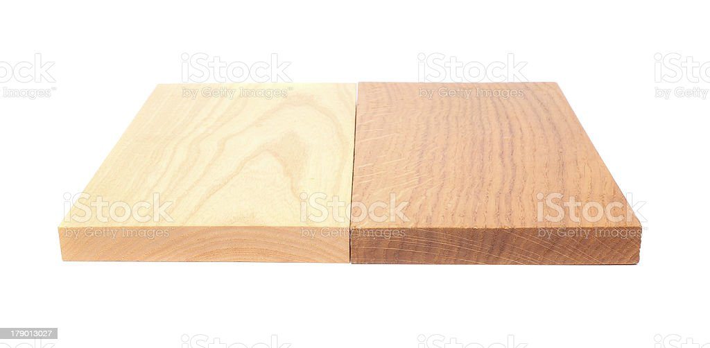 sample pieces various kind of wooden royalty-free stock photo