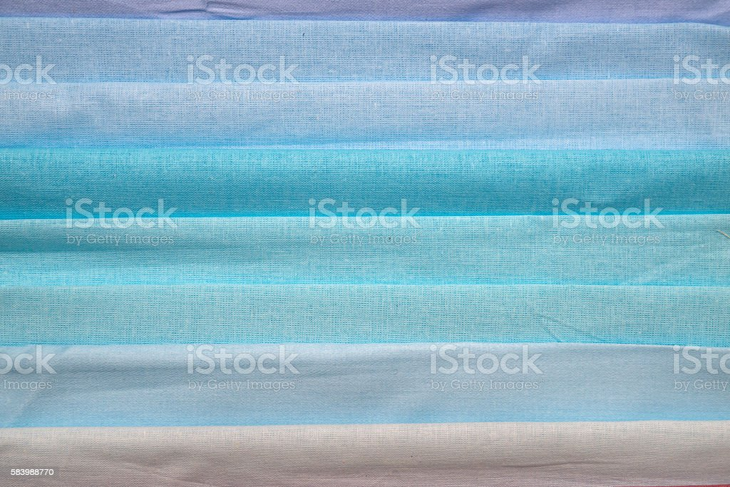 samples color fabric  as texture stock photo