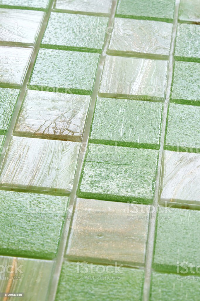 Samples of collection ceramic tile royalty-free stock photo