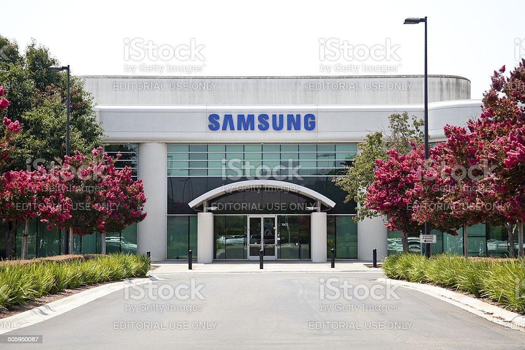 Samsung HQ stock photo