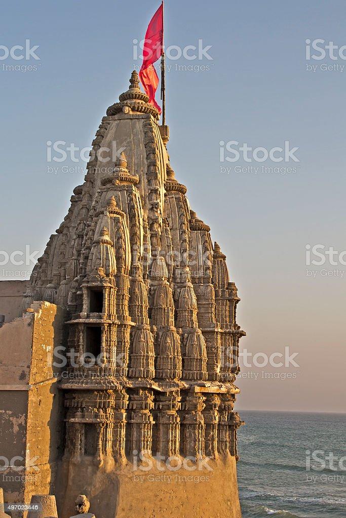 Samudra Narayan temple stock photo