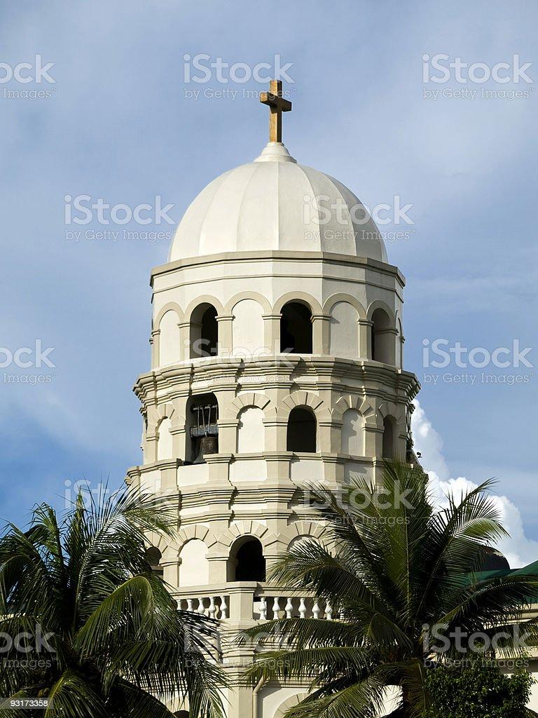 San Augustine Church, Manila royalty-free stock photo