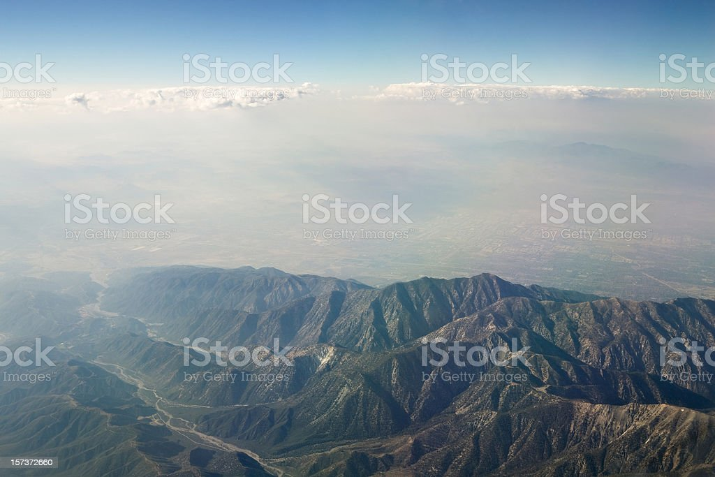 San Bernardino Mountains stock photo