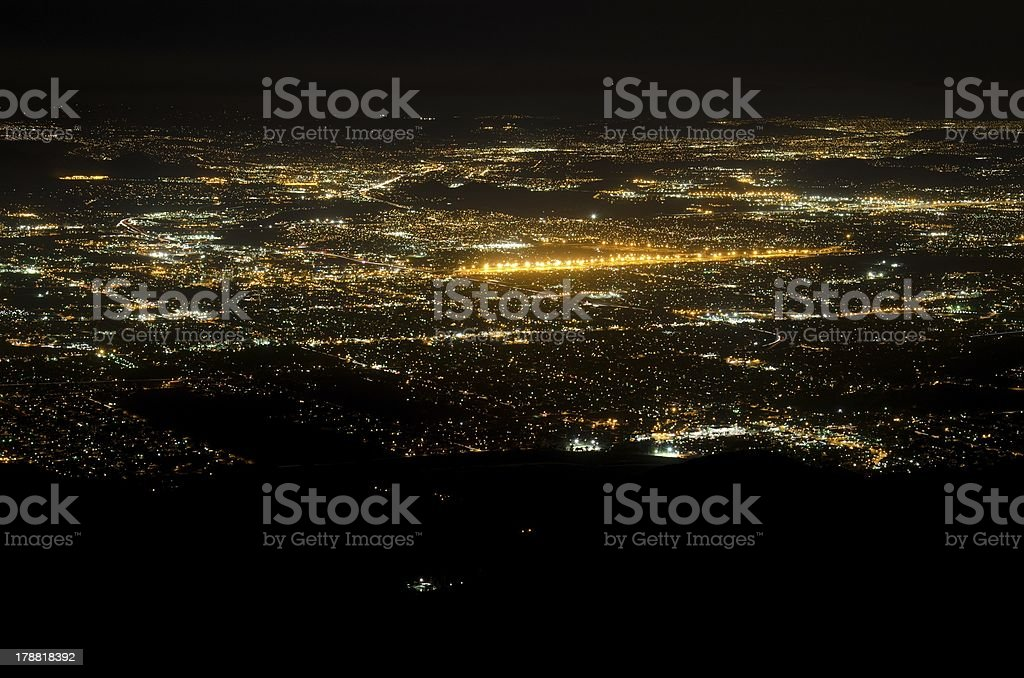 San Bernardio County stock photo