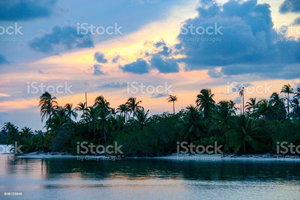 San Blas Islands, Panama stock photo