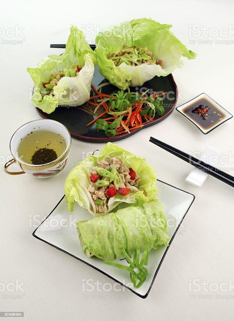 San Chow Bow royalty-free stock photo